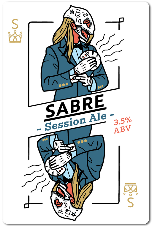 SABRE (SESSION ALE) IN STORE ONLY