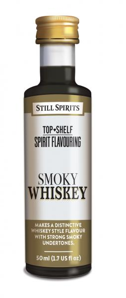 SS Top Shelf Smoky Whiskey