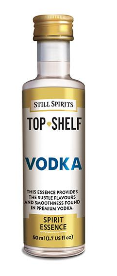 SS Top Shelf Vodka