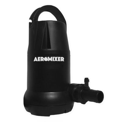 Aeromixer Pump Kit - Mix + Aerate With Just One Pump