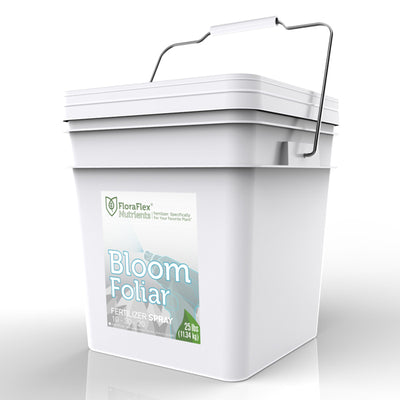 FloraFlex Foliar Nutrients - Bloom | 25lb (Bkt)