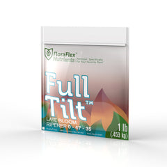 FloraFlex Full Tilt Nutrients | 1lb (Bag)