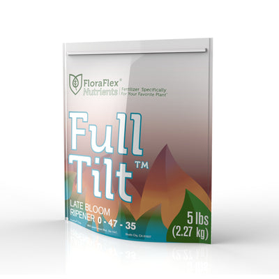 FloraFlex Tilt Nutrients | 5lb (Bag)