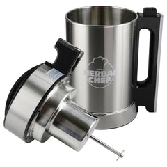 Herbal Chef Electric Butter Infuser w/ Trivet & Spatula
