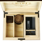 RYOT Humidor Walnut Combo Box (8×11)
