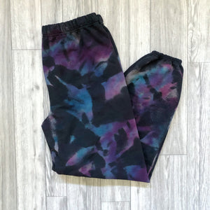 Bleached Out  Rainbow Sweatpants LATASHANICOLE