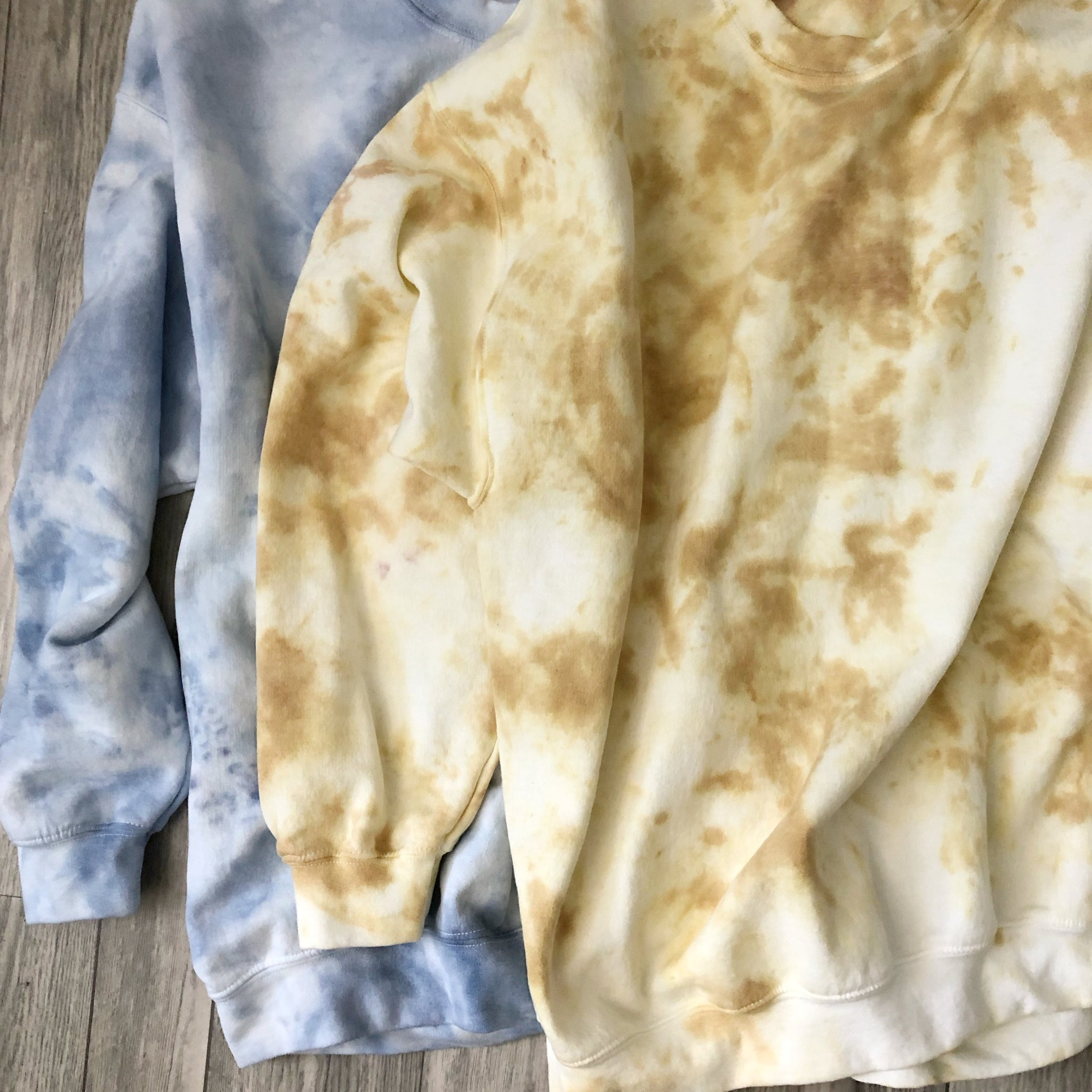 Golden Harvest Fall Tie dyed Sweatshirt LATASHANICOLE