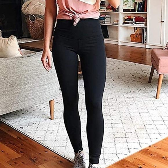 High Waisted Soft Leggings LATASHANICOLE