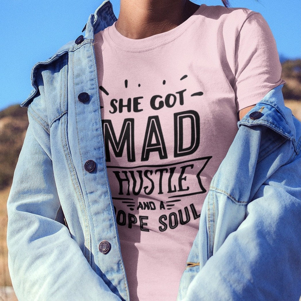 Mad Hustle Dope Soul Graphic Tee LATASHANICOLE