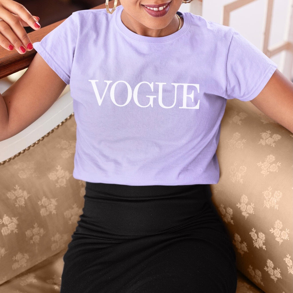 Vogue Spring Graphic Tee