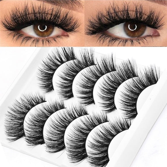 Multi-pack 5D Fluffy Long Lashes