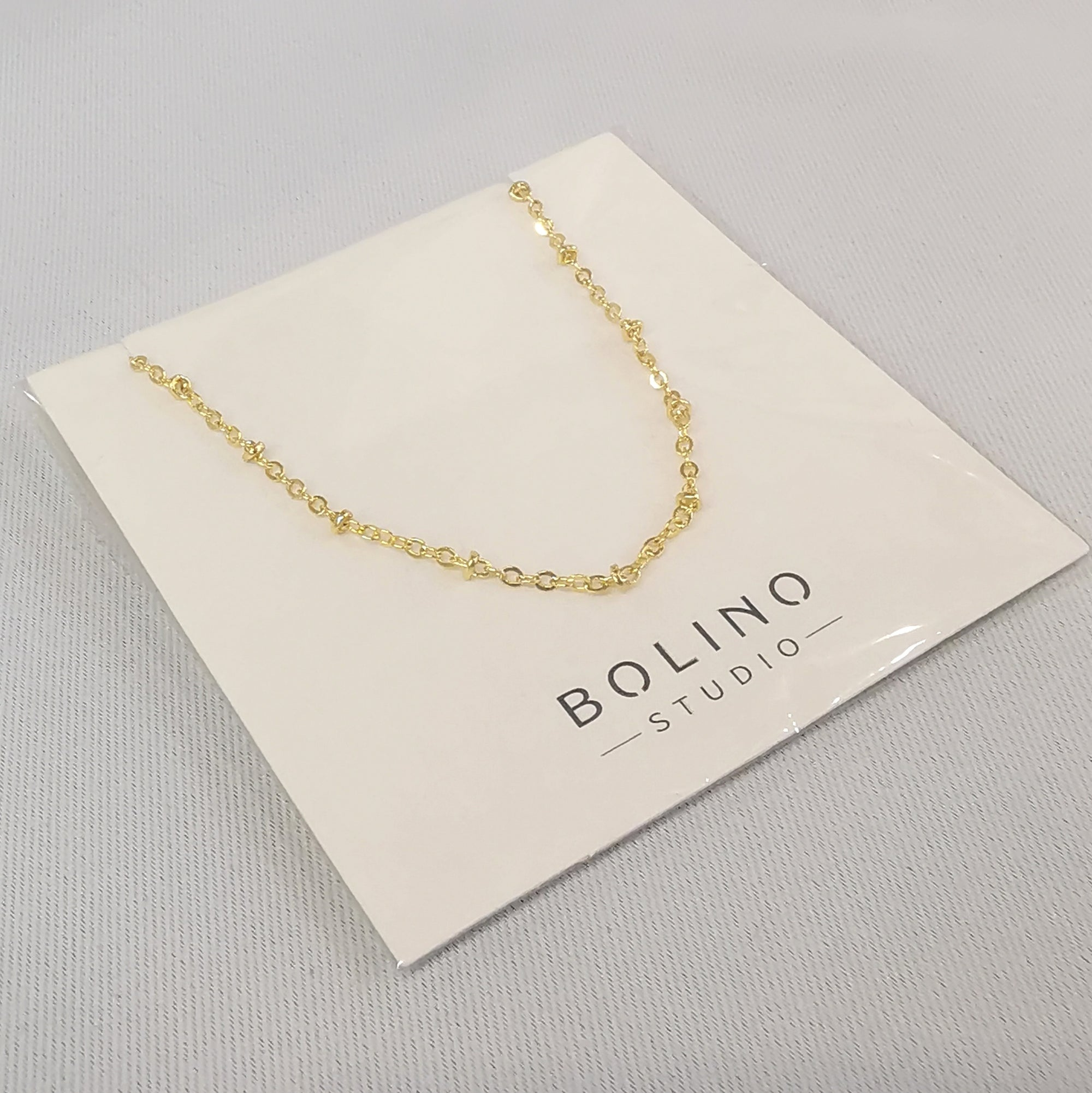 Simple Dainty Necklace