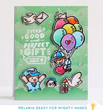 Good Gift Clear Stamps