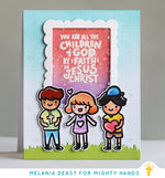 Children of God Clear Stamps