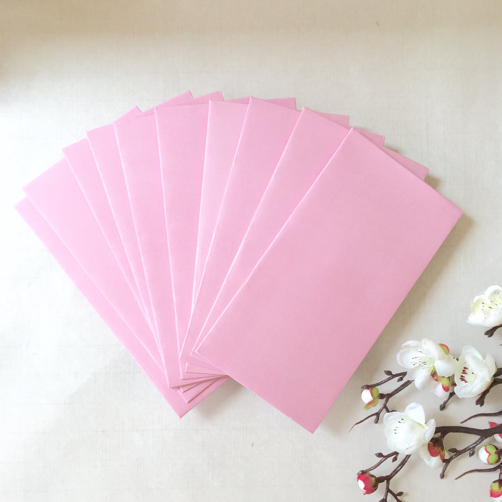 Pink Red Packet / Ang Pow / Hongbao