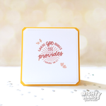 God Guides Clear Stamps