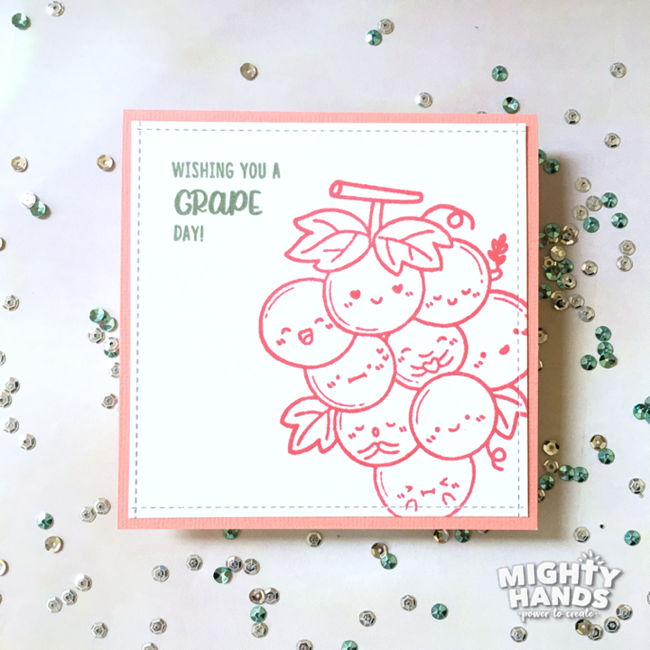 Fruit of the Spirit Clear Stamps