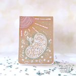 Word of His Power Clear Stamps