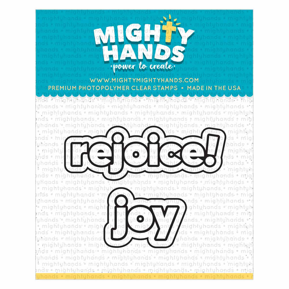 Rejoice! Joy Die Set