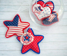 Independence day decor