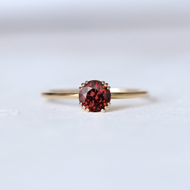 Bague Rubis - Deloison Paris - Deloison Paris
