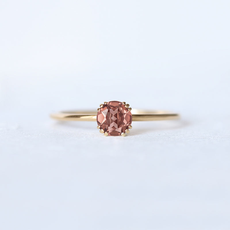 Bague Tourmaline Rose - Deloison Paris - Deloison Paris