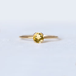 Bague Citrine - Deloison Paris - Deloison Paris