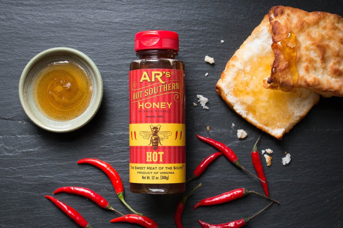 AR's Hot Southern Honey | Oh, Bite It!