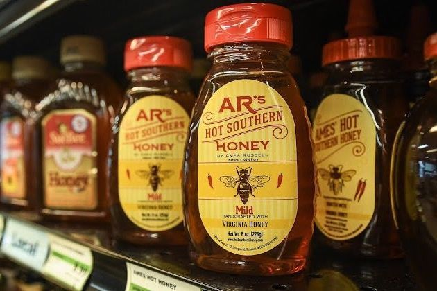 Richmond-Area Entrepreneur Selling His AR's Hot Southern Honey to More Retailers Throughout Southeast | Richmond Times-Dispatch