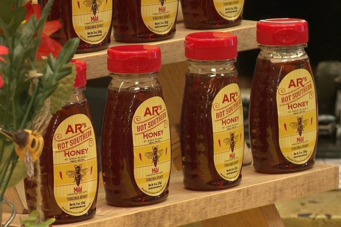 AR's Hot Southern Honey Expanding to Southeast Retailers, Restaurants | WTVR