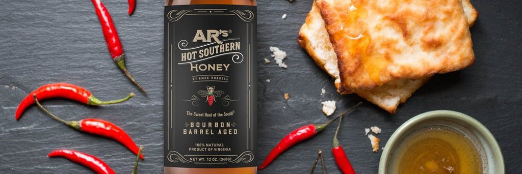 Virginia Living AR's Hot Southern Honey