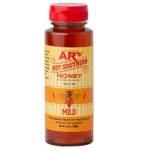 AR's® Hot-Mild Southern Honey, 12 oz.