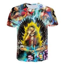 Load image into Gallery viewer, One Piece Zoro T Shirt