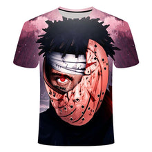 Load image into Gallery viewer, Naruto 3D T-shirt