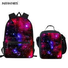 Load image into Gallery viewer, INSTANTARTS Galaxy Starry Print Backpacks