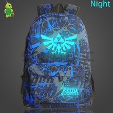 Load image into Gallery viewer, The Legend of Zelda Backpack