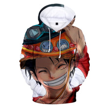Load image into Gallery viewer, 3D One PieceHoodies