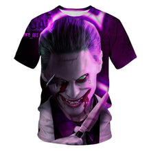 Load image into Gallery viewer, JOKER 3D Printed T Shirt