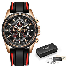 Load image into Gallery viewer, Relogio Masculino LIGE Fashion Mens Watches