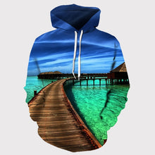 Load image into Gallery viewer, 3D Printed Hoodies