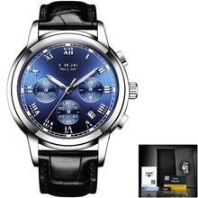 Load image into Gallery viewer, Luxury Waterproof 24 Hour Date WristWatch