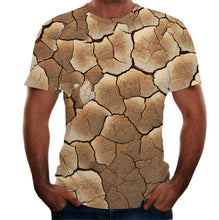Load image into Gallery viewer, 3D Printed Tshirt men Fashion