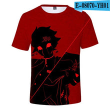 Load image into Gallery viewer, Demon Slayer 3D T-Shirt