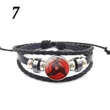 Load image into Gallery viewer, Sharingan Eye Bracelet