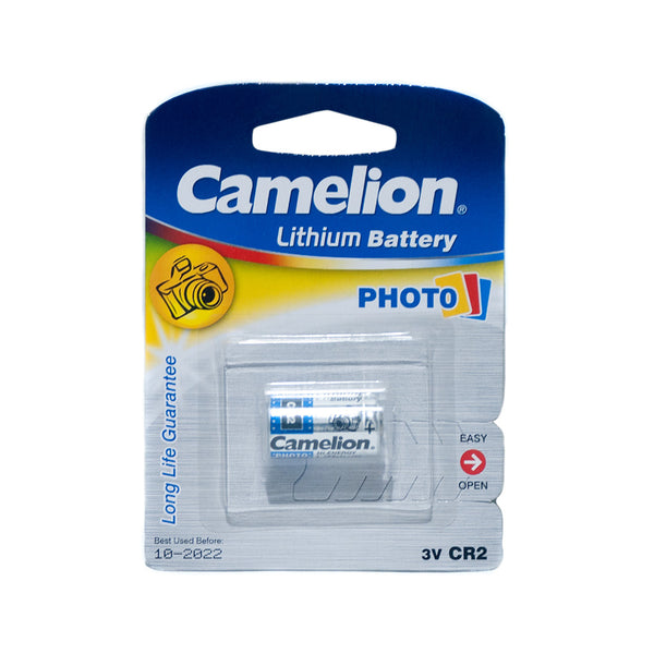 Camelion Lithium CR2 Camera Battery
