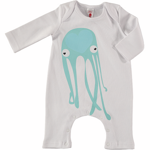 Blooop The Jellyfish Romper