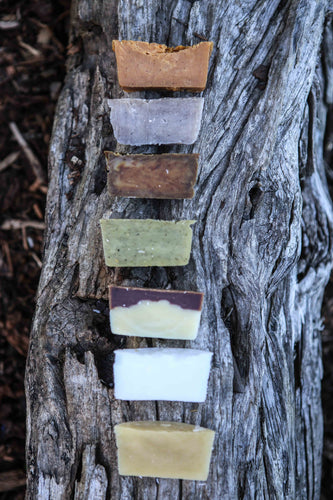 Shampoo Bars  Trial Size x 7 bars (VEGETARIAN)