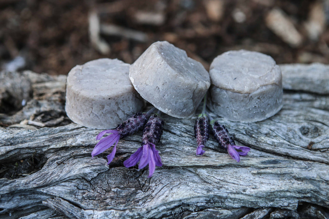 Lavender Locks Shampoo Bar (Vegan)