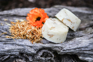 Calendula Love Shampoo Bar - Coconut Oil Free (Not Vegan)