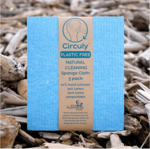 Circuly Home Compostable Cloth 3 pack.